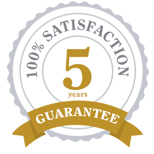 5-year-guarantee