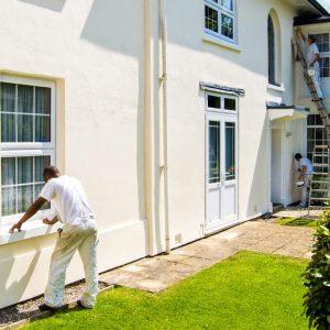 Gillingham-exterior-redecoration-7