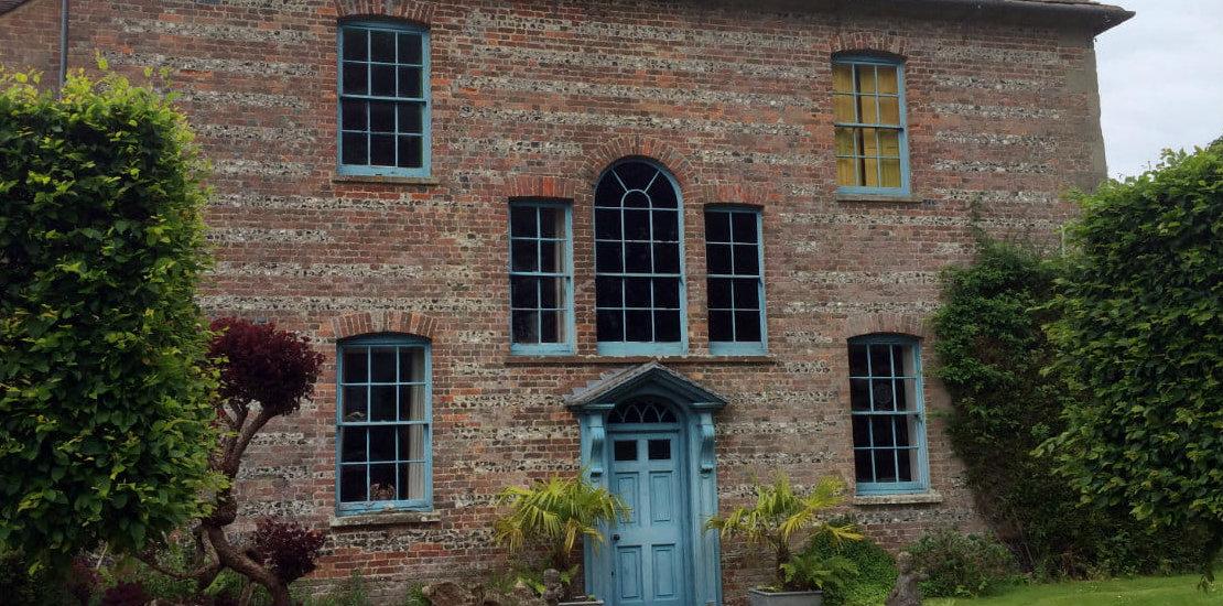 Hrg Services Sash Window Restoration Dorset