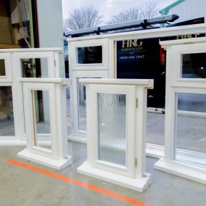 New Casement windows