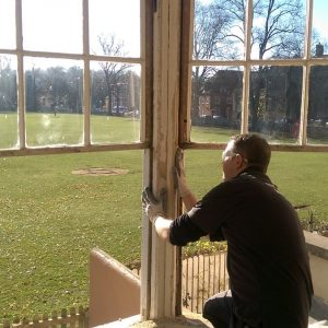 Restoration of Sash Windows