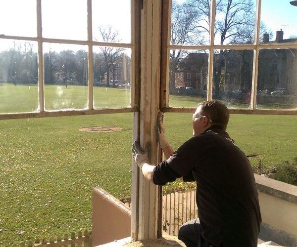 Restoration of Sash Windows