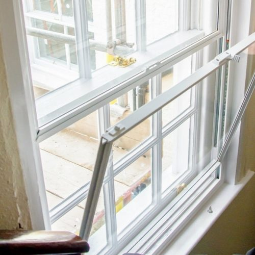 Sash Window Secondary Glazing