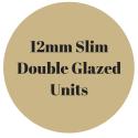 12mm Slim Double Glazed Units