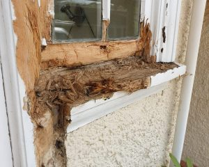 Isle Of Wight Rotten Windows